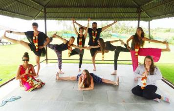 Teacher Training Course with Yoga Alliance USA