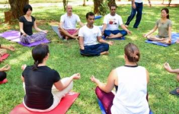 Teacher Training Course with Yoga Alliance UK